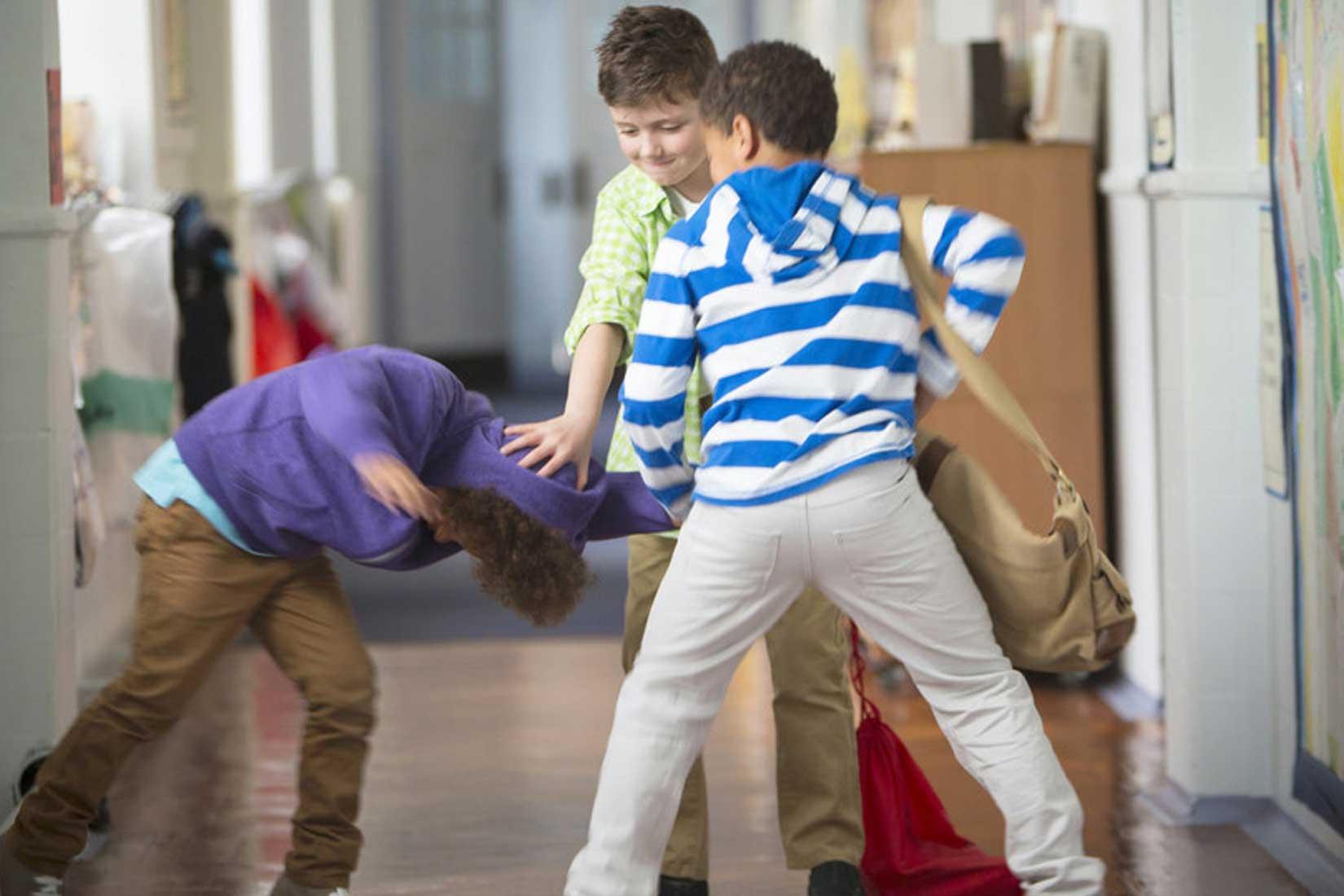 Bullying w sporcie dzieci i młodzieży