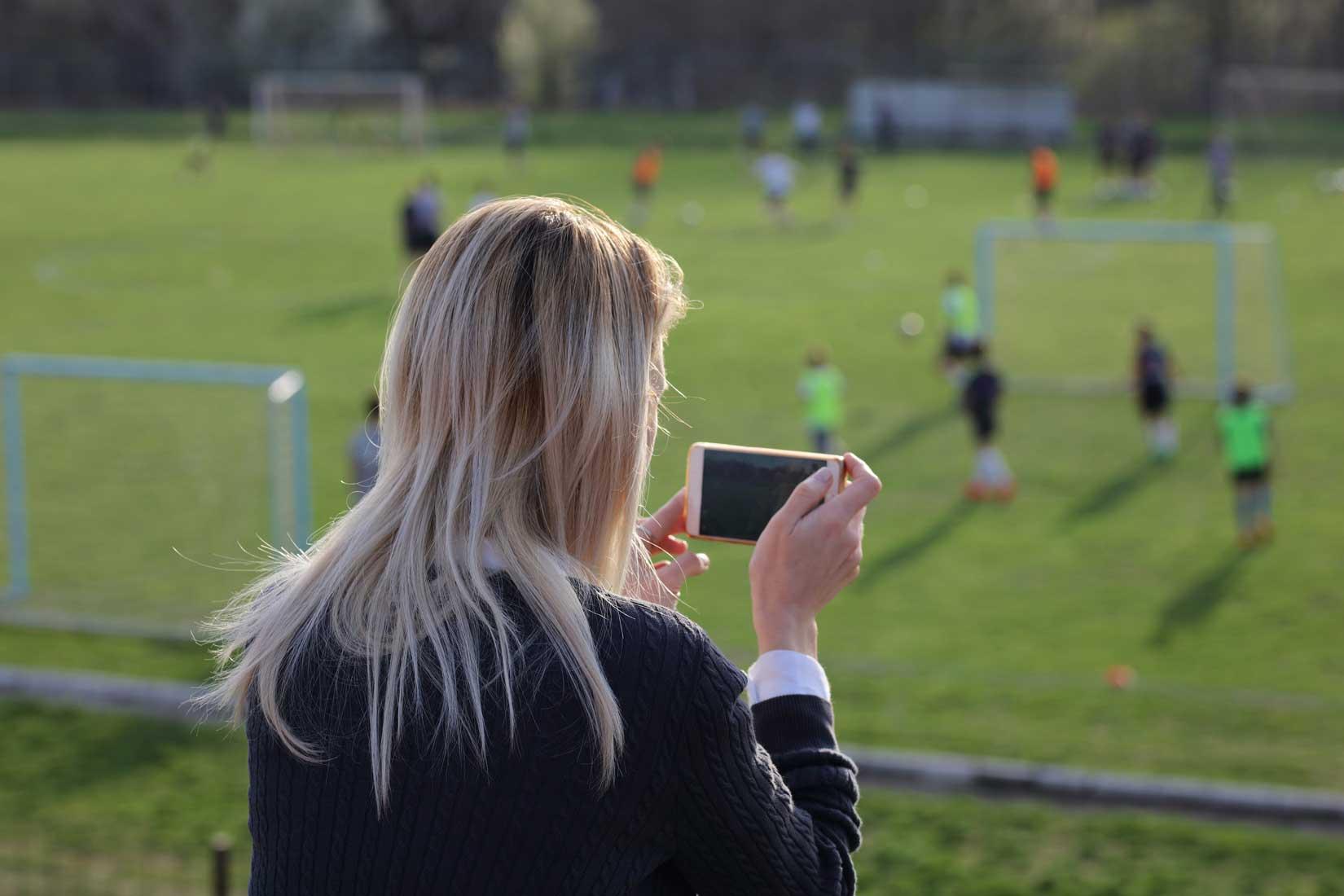 Sport dzieci oczami rodziców