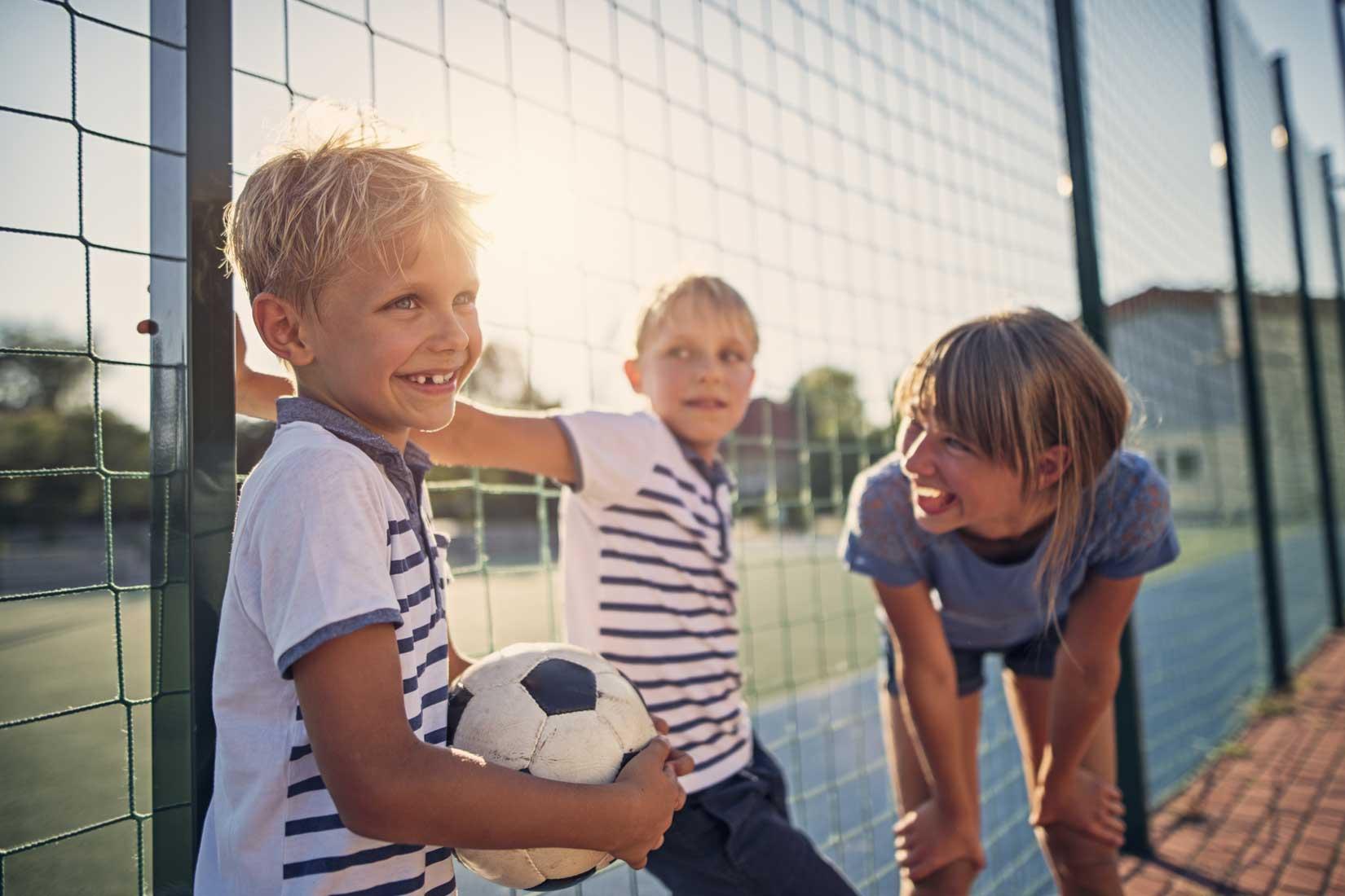 5 elementów, które możesz wprowadzić do swojego klubu, aby nauczyć pozytywnej rywalizacji