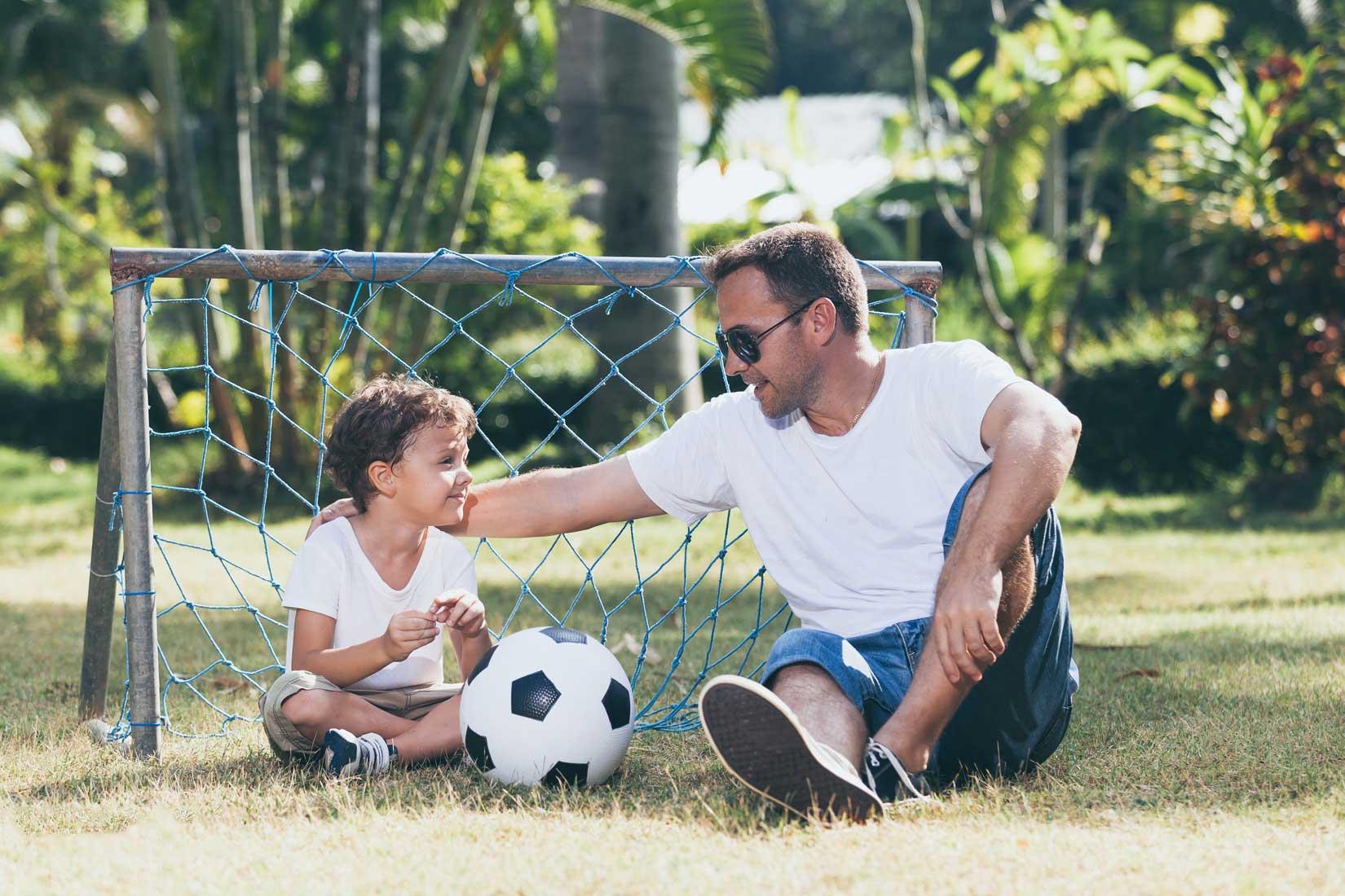 """""""Uwielbiam patrzeć jak grasz"""" – czyli co powinno usłyszeć Twoje dziecko?"""