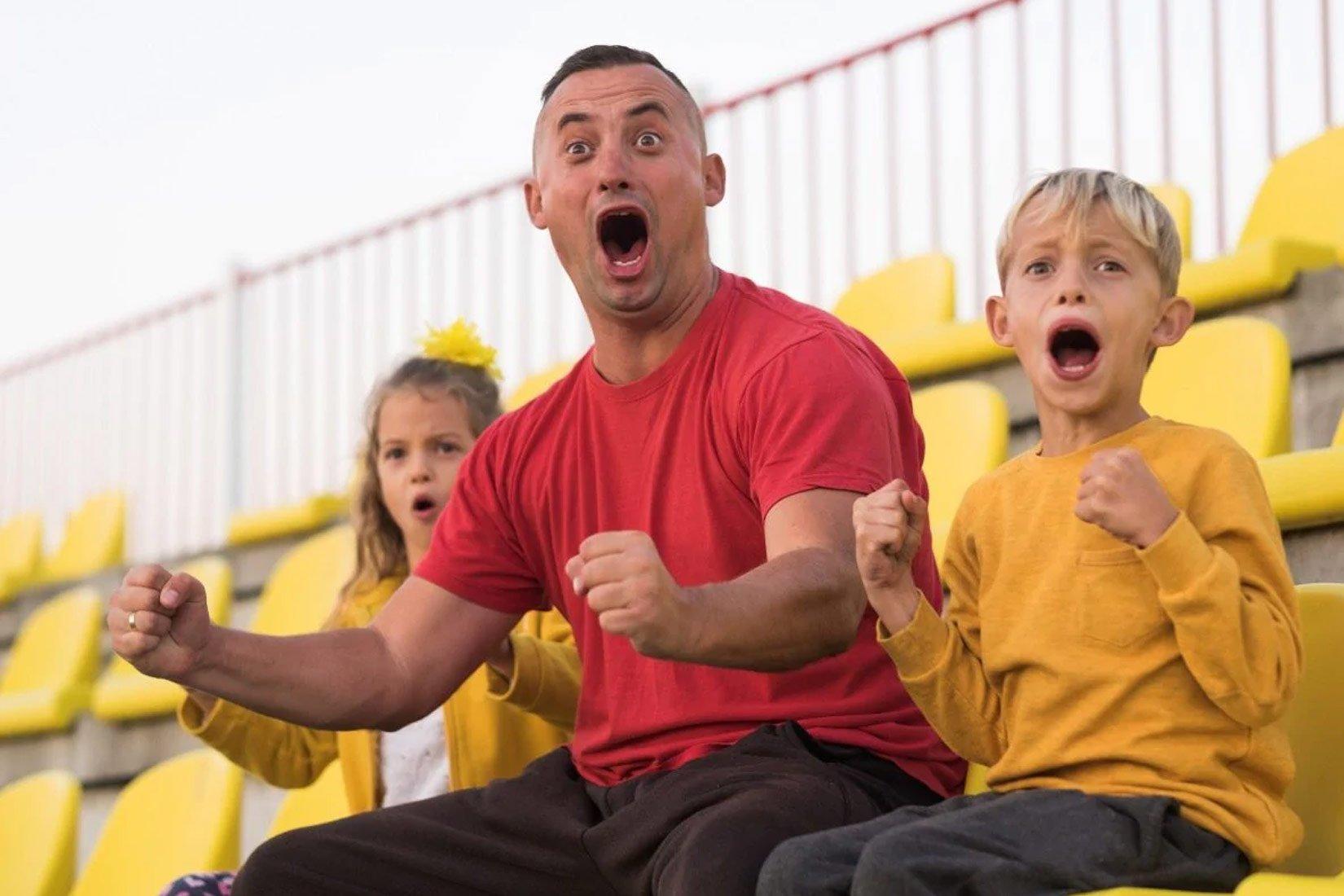 12 zasad Sportowego Rodzica