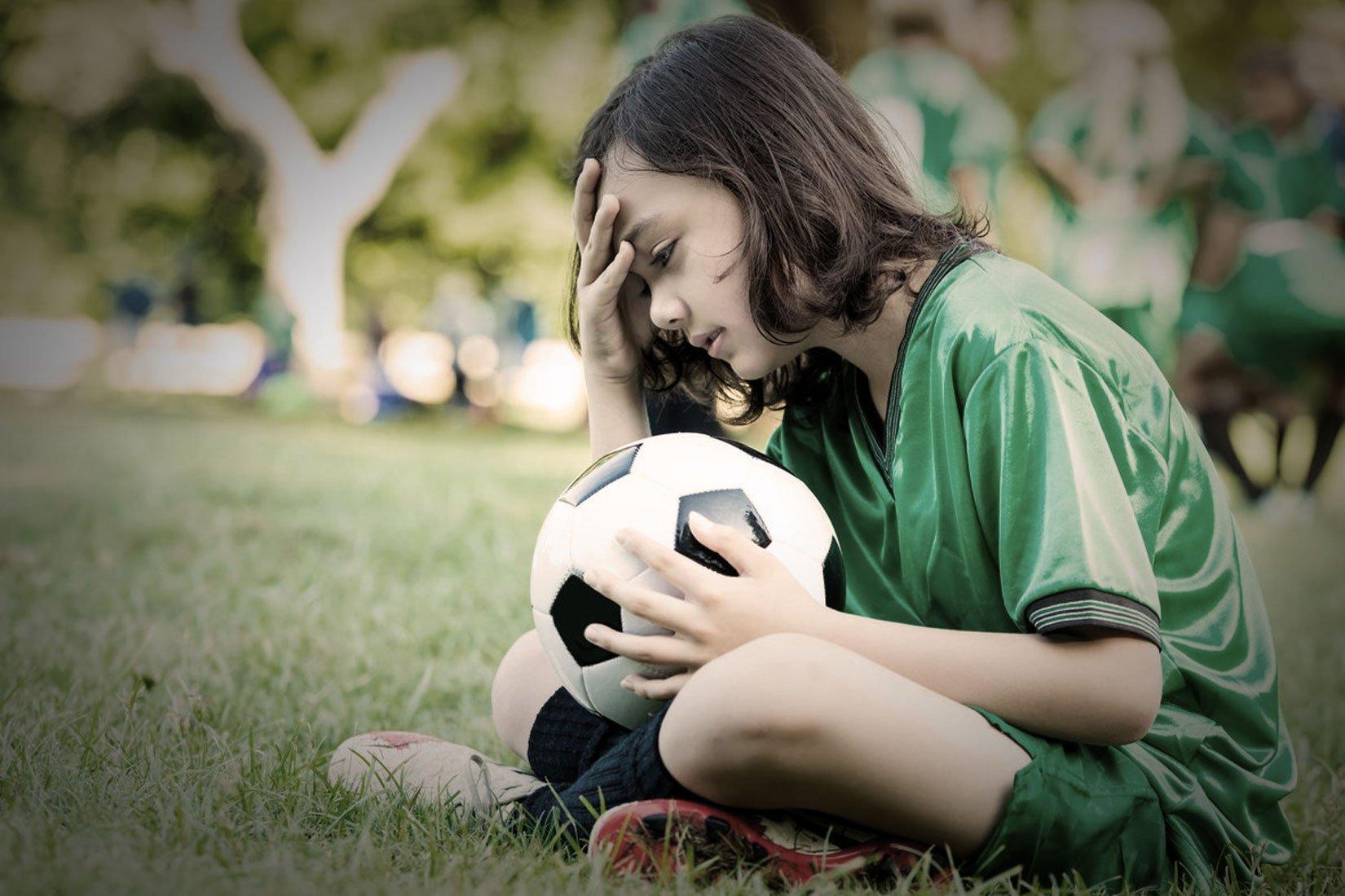 Jak pomagać dziecku w radzeniu sobie z porażkami?