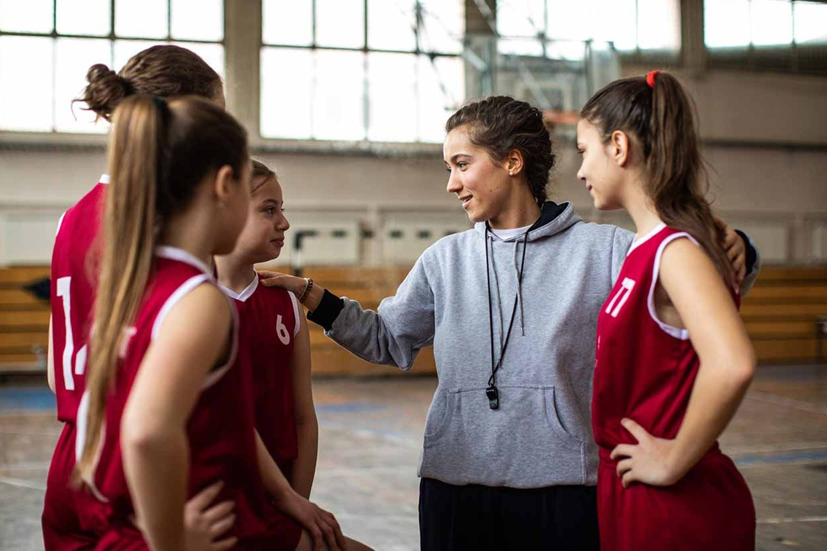 Samoświadomość trenera w sporcie dzieci