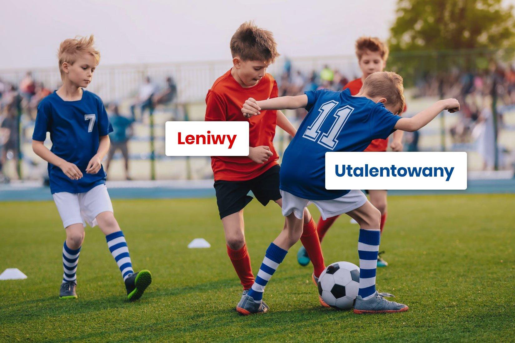 Metkowanie dzieci w sporcie..i nie tylko