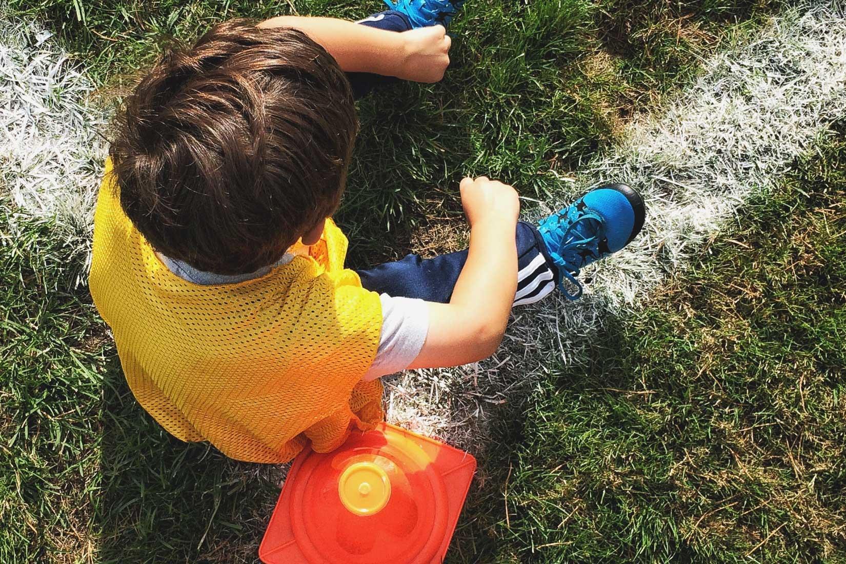 Czy dzieci mogą NIE nadawać się do sportu?