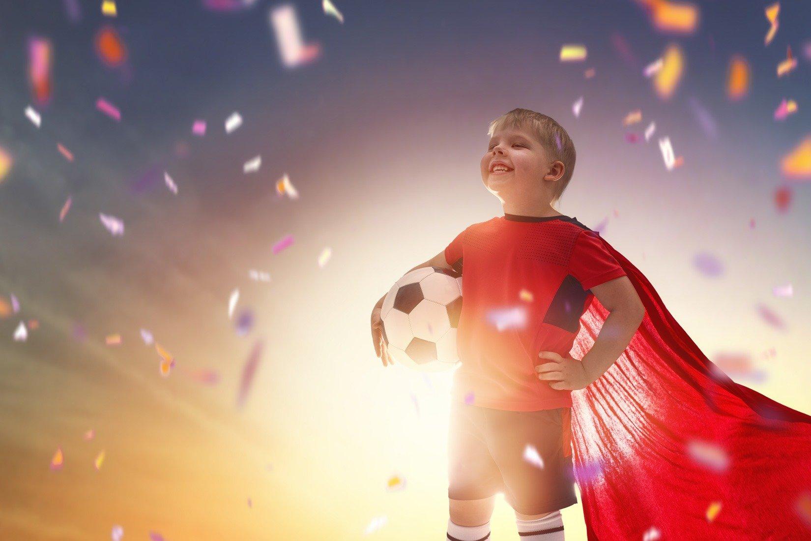 """""""Mamo, Tato, poradzę sobie!"""" – kształtowanie samodzielności poprzez sport"""